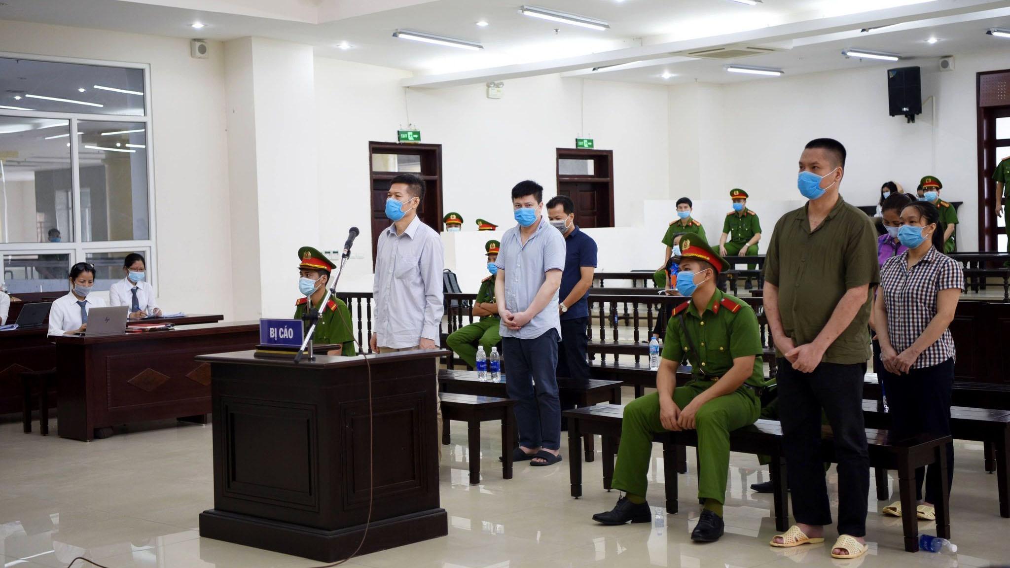 CDC khắp cả nước xin giảm nhẹ hình phạt cho nguyên giám đốc CDC Hà Nội